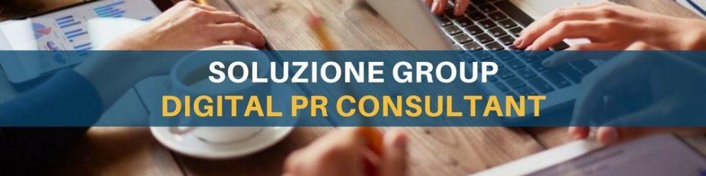 Digital PR Consultant